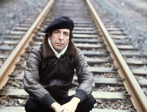 new leonard cohen covers