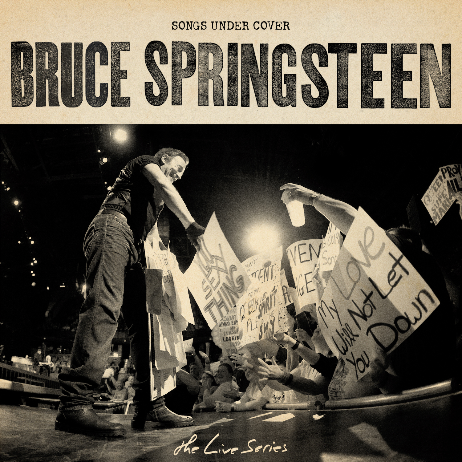 "Ranking the 15 Tracks on Springsteen's New ""Songs Under Cover"" Playlist"