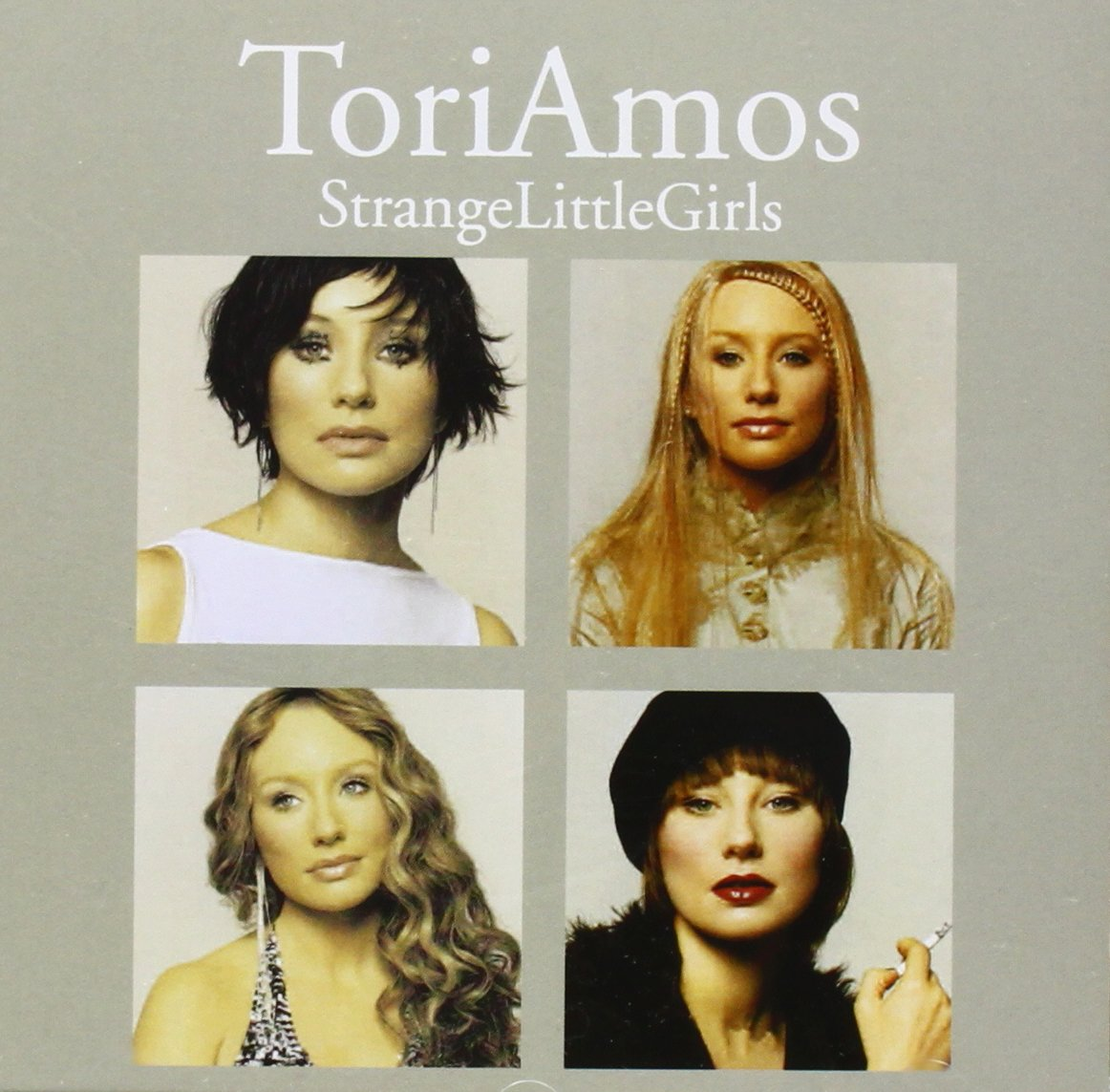Cover Classics: Tori Amos' 'Strange Little Girls'.