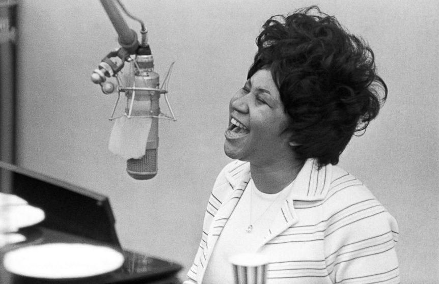 Aretha Franklin's Best Cover Songs Ever