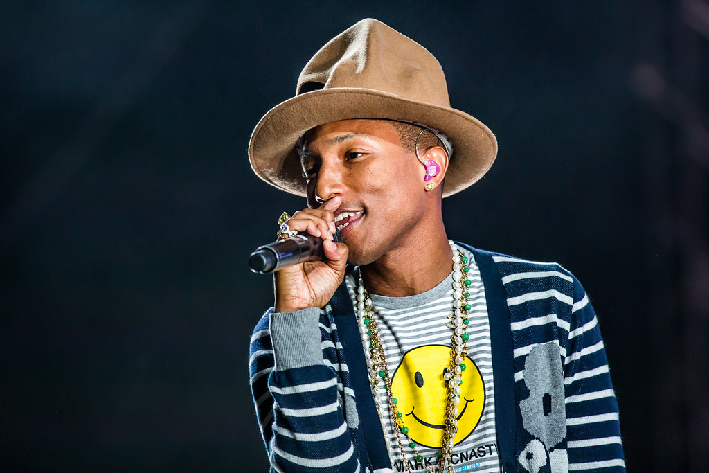 In the Spotlight: Pharrell's Songs