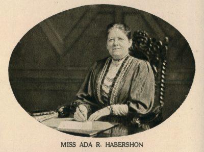 Ada Habershon