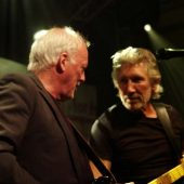Roger Waters and David Gilmour Cover John Prine and Leonard Cohen (Separately)