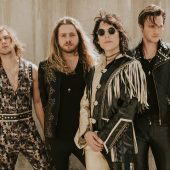 The Struts Perform a Stones-y Spice Girls Cover from Their Homes