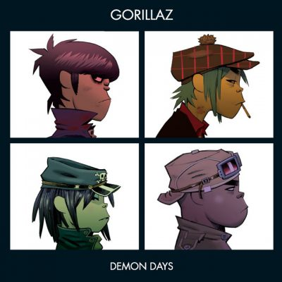 "Gorillaz's ""Feel Good Inc."""