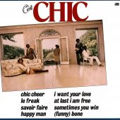 "Good, Better, Best: ""At Last I Am Free"" (Chic)"