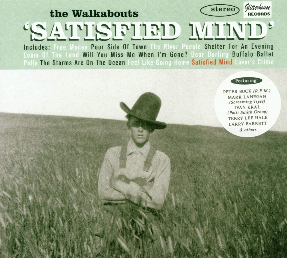Cover Classics: The Walkabouts' 'Satisfied Mind'