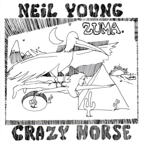 Zuma Crazy Horse Neil Young