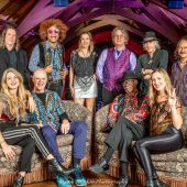 """Bay Area Supergroup Full Moonalice Delivers Cover of Grateful Dead's """"Bird Song"""""""