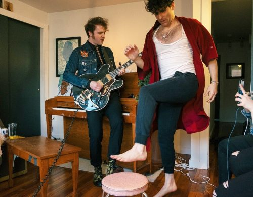 low cut connie covers