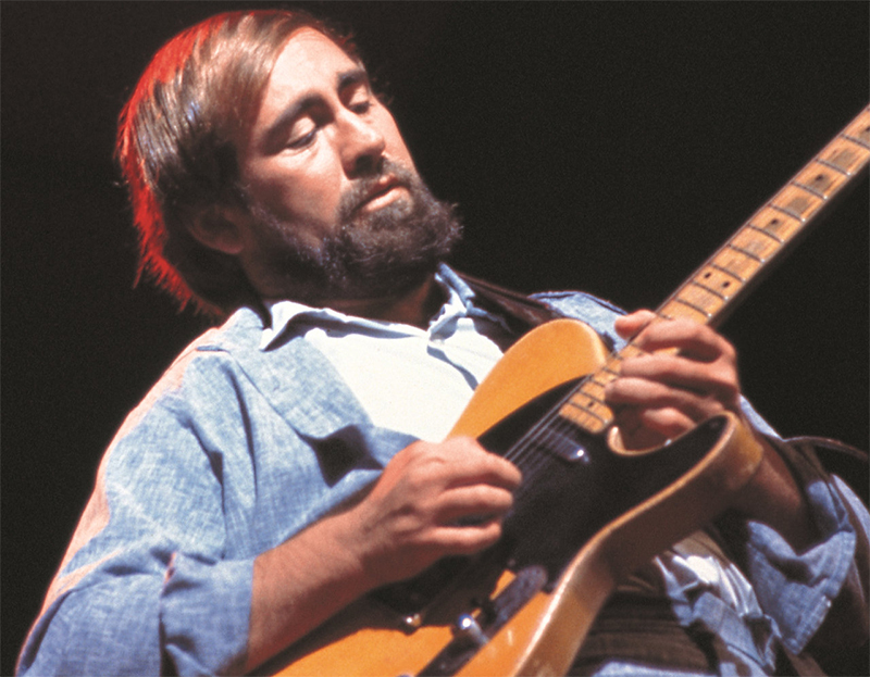 In Memoriam: Roy Buchanan