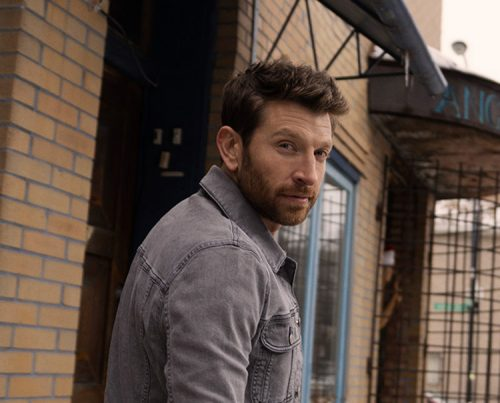 brett eldredge when the party's over