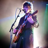 """MGMT's Andrew VanWyngarden Coats Biff Rose's """"Never Mind"""" in a Dreamy Synth Haze"""