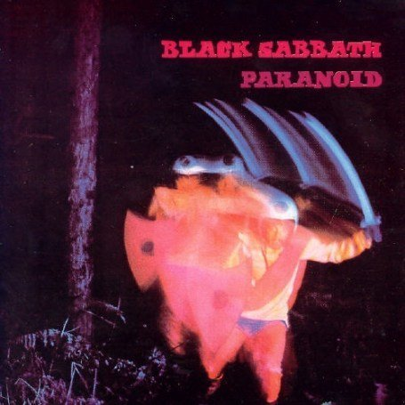 black sabbath paranoid covers