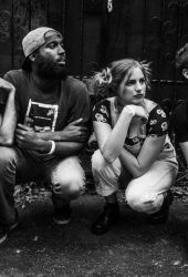 """Ramonda Hammer Cover Bowie by Way of Cobain with """"The Man Who Sold The World"""" (Premiere)"""