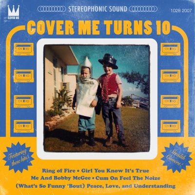 Cover Me Turns Ten: A Free Covers Album