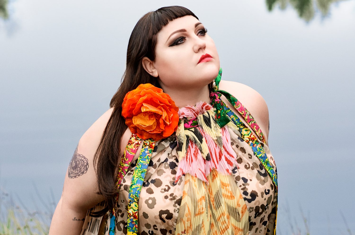 Gossip S Beth Ditto Roars Through Fiery Tommy James Cover