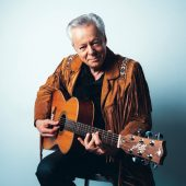 Guitar Icon Tommy Emmanuel Covers Madonna and Otis Redding on New Album