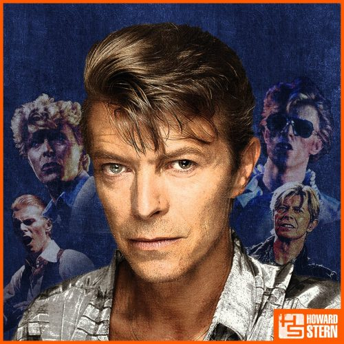 david bowie howard stern covers