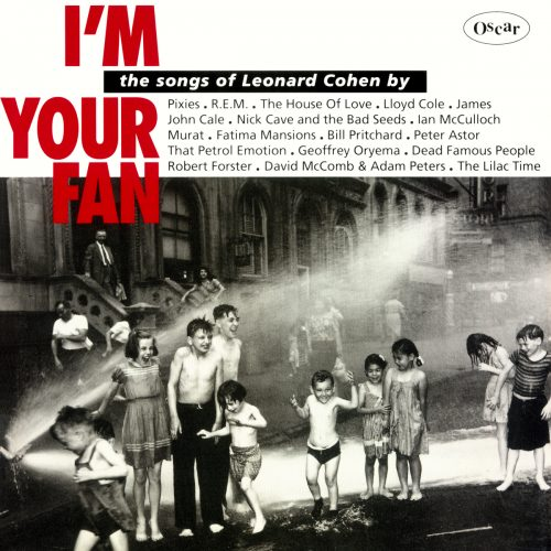i'm your fan leonard cohen