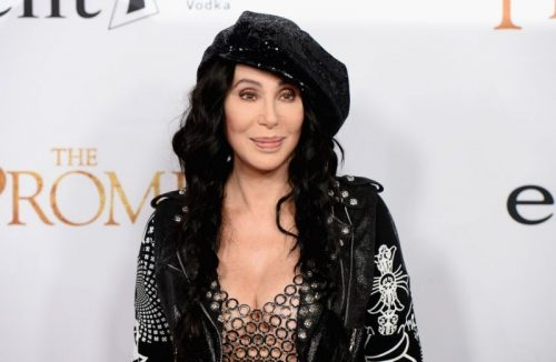 cher gimme gimme gimme cover