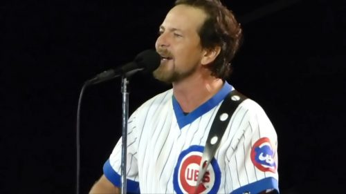 Pearl Jam Covers Bowie