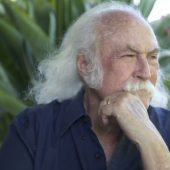 "David Crosby Revisits Classic CSNY ""Woodstock"" Cover on New Solo Album"
