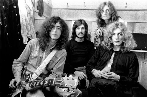 led zeppelin dazed and confused