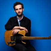 "Jazz Guitarist Julian Lage Covers Roy Orbison's ""Crying"""