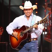 "George Strait Covers Johnny Paycheck's ""Old Violin"" on New Album"