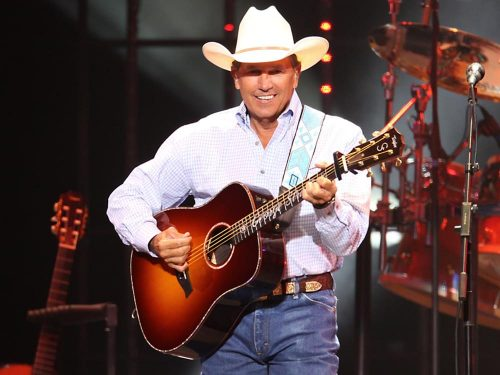 george strait johnny paycheck
