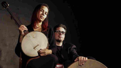"""Rhiannon Giddens and Francesco Turrisi Cover Folk Standard """"Wayfaring Stranger"""""""