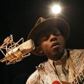 "Kenyan Americana Breakout J.S. Ondara Spakles on ""Blowin' In The Wind"" Cover"