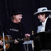 "44 Years Later, Bob Dylan and Neil Young Reprise Their ""Will the Circle Be Unbroken"" Duet"
