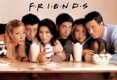 friends theme song covers