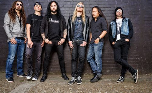 dragonforce my heart will go on