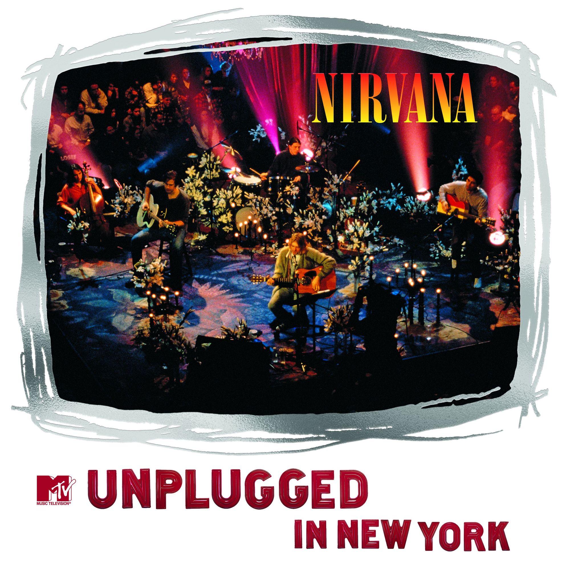 bol.com | MTV Unplugged In New York (CD), Nirvana | CD ...