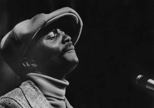 Donny Hathaway covers