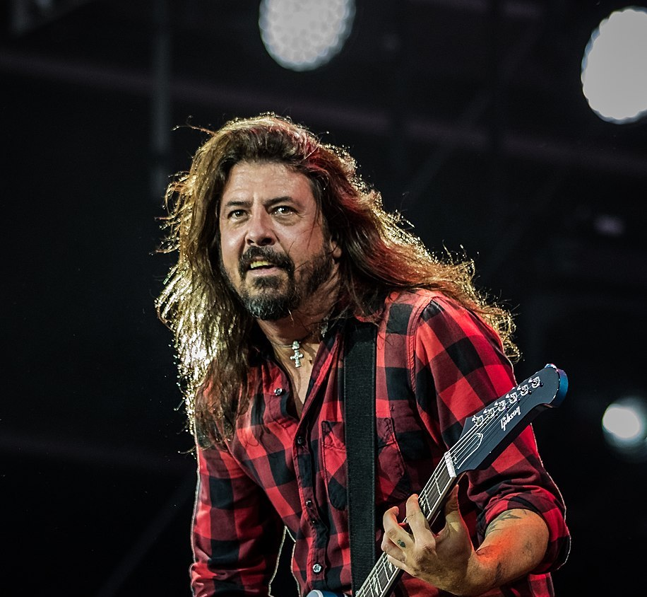 They Say It's Your Birthday: Dave Grohl