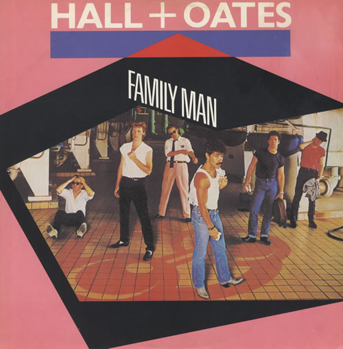 """That's a Cover?: """"Family Man"""" (Hall & Oates / Mike Oldfield)"""