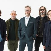 "The National Turns ""Never Tear Us Apart"" Into a Song of Steely Determination"