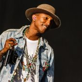 They Say It's Your Birthday: Pharrell Williams