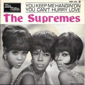 "Good, Better, Best: ""You Keep Me Hangin' On"" (The Supremes)"