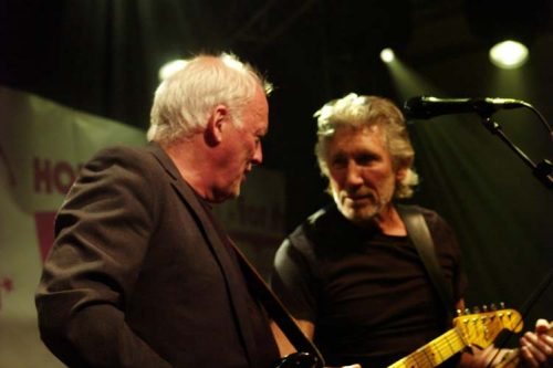 roger waters david gilmour cover