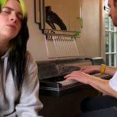 """Billie Eilish & Finneas Go Beautifully Lo-Fi on Cover of Bobby Hebb's """"Sunny"""""""