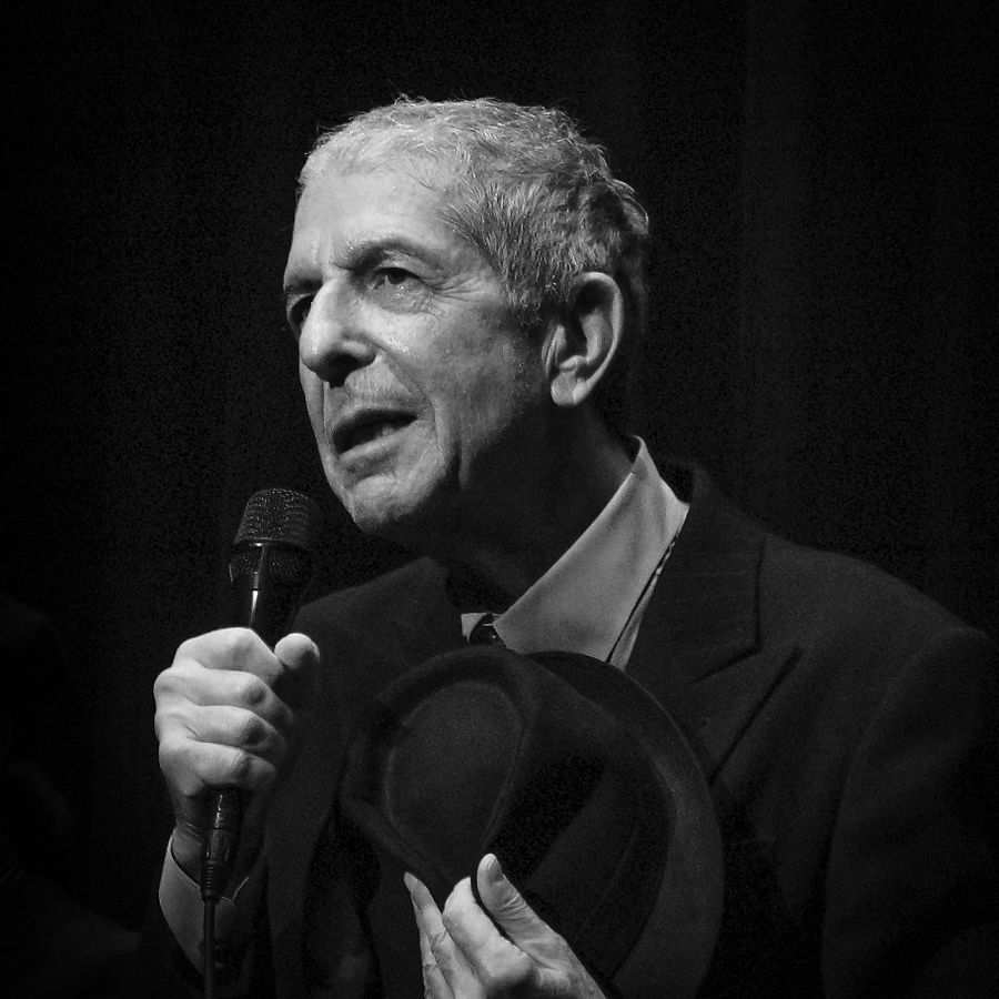 In The Spotlight: Leonard Cohen