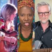 Quarantine Covers 8: Andra Day, Grace Potter, Angelique Kidjo, Billy Bragg, Drew Holcomb, and More