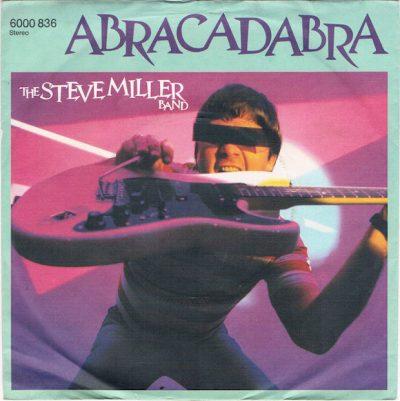 """Steve Miller Band's """"Abracadabra"""""""