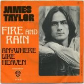 "Five Good Covers: ""Fire and Rain"" (James Taylor)"