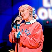 "Anne-Marie Adds Hint of Nostalgia to ""Watermelon Sugar"" Cover"